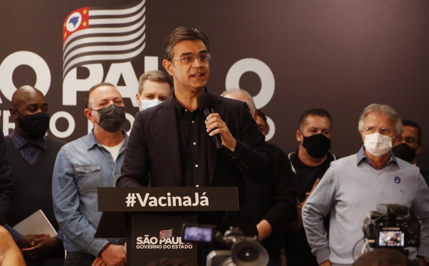 Vice-governador de São Paulo, Rodrigo Garcia