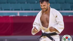 judoca Vazha Margvelashvili