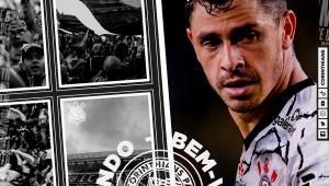 Giuliano é o primeiro reforço do Corinthians na temporada