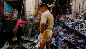 ataque a bomba no iraque