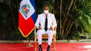 presidente do haiti, jovenel moise