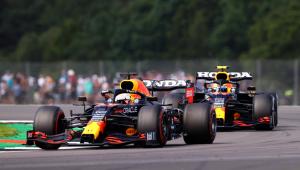 Max Verstappen liderou o treino livre do GP de Silverstone