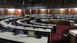 parlamento de serra leoa