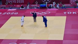 Rafael Silva ficou sem o bronze no judô até 100 kg