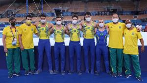 Seleção Brasileira de Ginástica Masculina