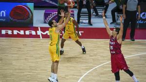 Seleção masculina de basquete bateu o México na semifinal do Pré-Olímpico