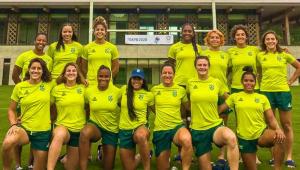 Seleção feminina de rugby foi derrotada pela França por 33 a 0
