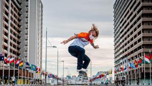 Candy Jacobs está fora da Olimpíada após testar positivo para Covid-19