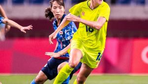 Suécia venceu o Japão nas quartas do futebol feminino na Tóquio-2020