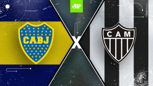 Boca x Atlético-MG