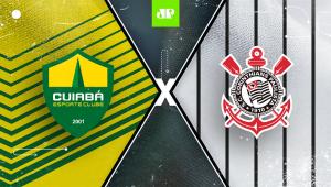 Cuiabá x Corinthians
