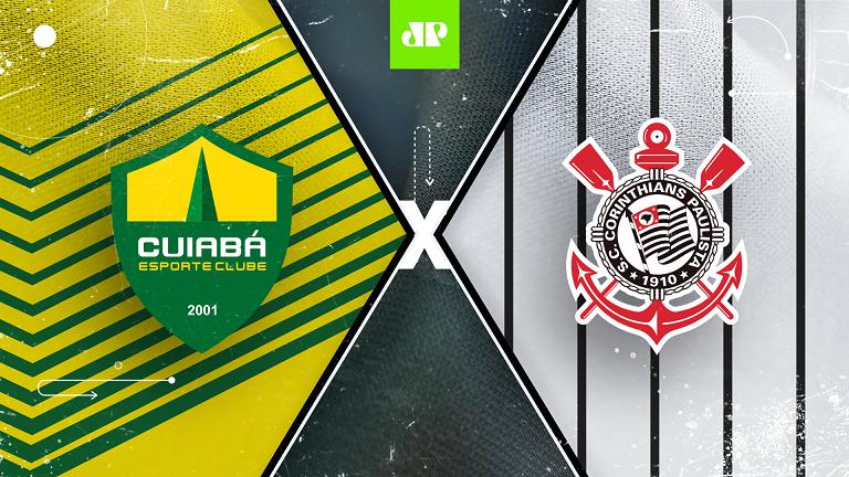 Cuiabá x Corinthians: assista à transmissão da Jovem Pan ao vivo