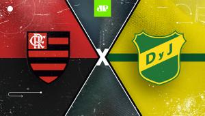 Flamengo x Defensa y Justicia