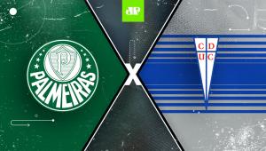 Palmeiras x U.Católica