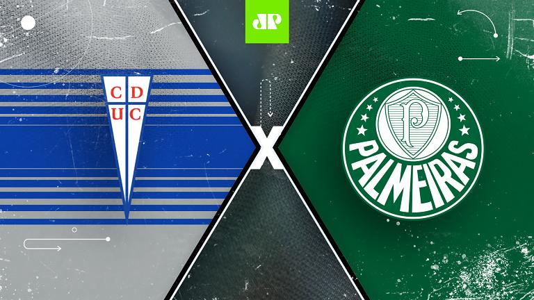 Universidad Católica x Palmeiras: assista à transmissão da Jovem Pan ao  vivo | Jovem Pan