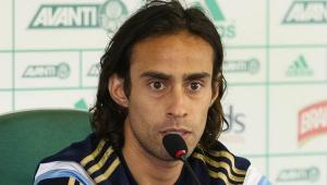 Valdivia atuou no Palmeiras de 2006 a 2008 e de 2010 a 2015