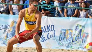 Ondrej Perusic, tcheco do vôlei de praia, testou positivo para Covid-19