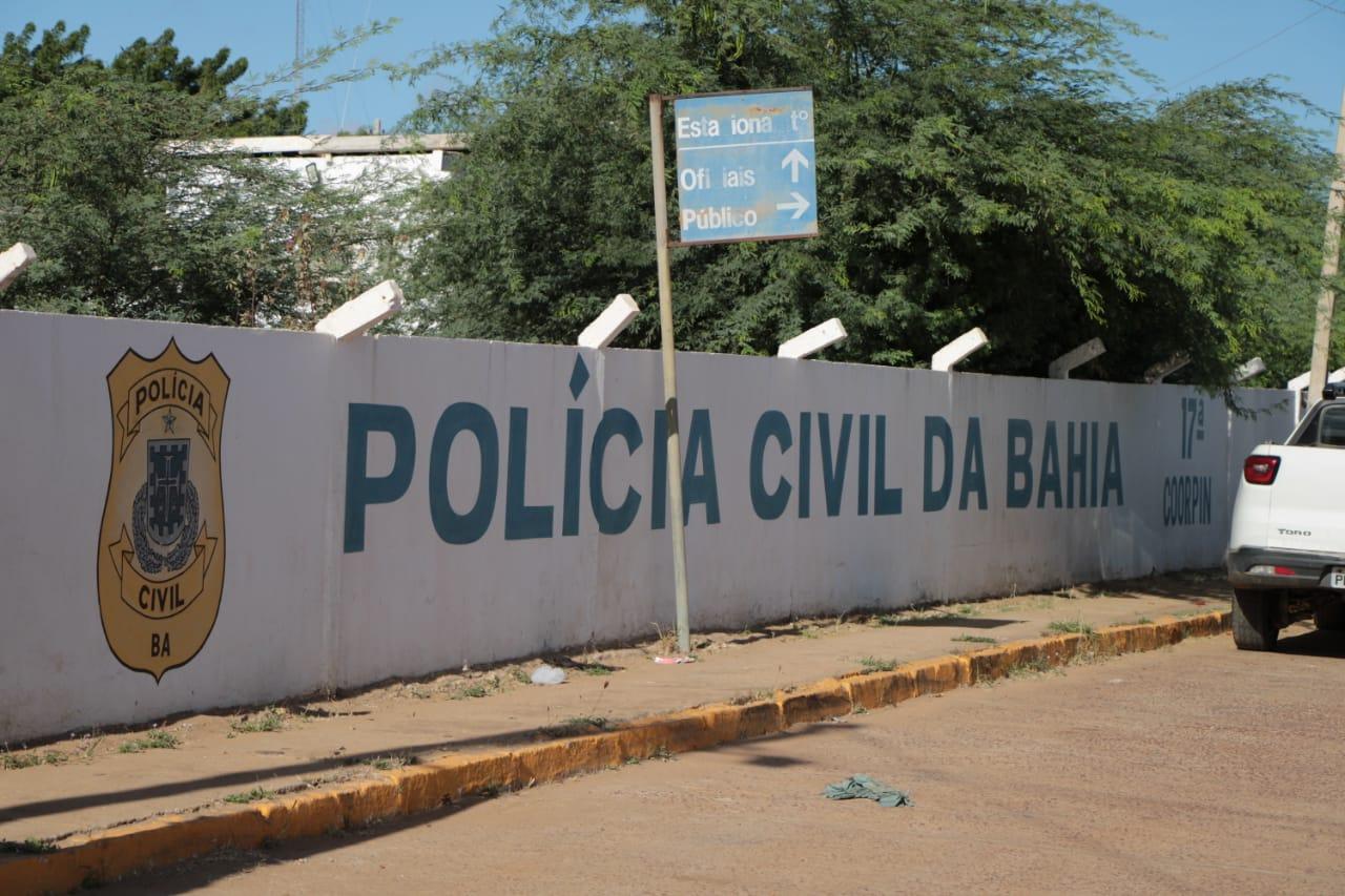 fachada de delegacia na bahia