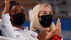 Simone Biles fará a final da trave da ginástica na Tóquio-2020