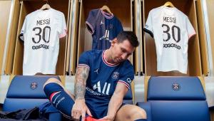 PSG relaciona Messi e Neymar para estreia na Liga dos Campeões contra o Club Brugge