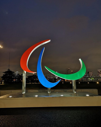 símbolo da Paralimpíada