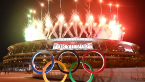 Encerramento das Olimpíadas de Tóquio 2020