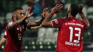 O Bayern de Munique venceu o Bremer por 12 a 0 pela Copa da Alemanha