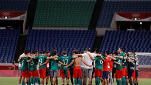 Seleção mexicana de futebol ficou em terceiro lugar nas Olimpíadas de Tóquio