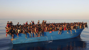Barco Lampedusa