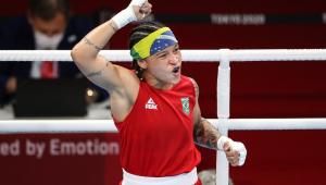 Bia Ferreira já garantiu uma medalha na Tóquio-2020