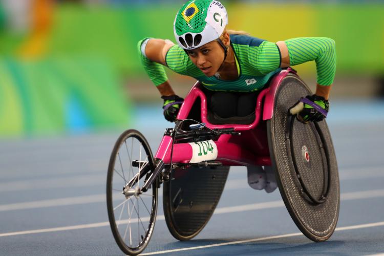 O ciclismo está presente nos Jogos Paralímpicos