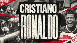 Cristiano Ronaldo está de volta ao Manchester United após 12 anos