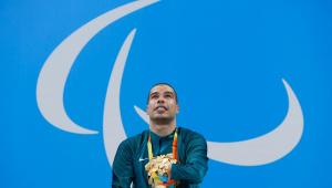 Daniel Dias é dono de 24 medalhas paralímpicas
