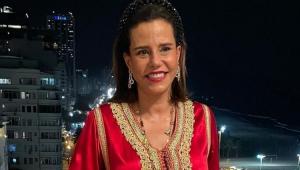 Narcisa Tamborindeguy sorrindo