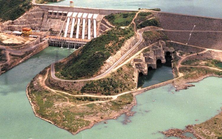 Usina hidrelétrica Xingó