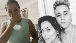 Walkyria Santos diz que filho se matou após comentários em rede social: 'Internet está doente'