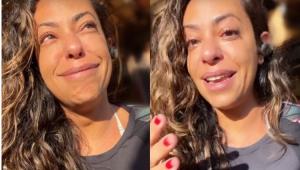 Samantha Schmütz chora ao falar de 'Vai Que Cola' sem Paulo Gustavo: 'Difícil recomeçar'