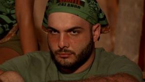 Mahmoud sério em No Limite