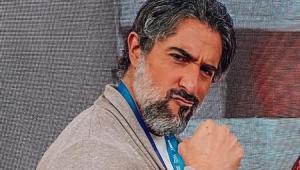 André Marques e Tatá Werneck falam de suposto grupo criticando Marcos Mion na Globo