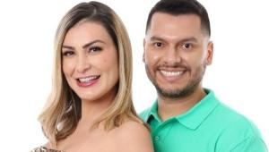 Grávida, Andressa Urach anuncia fim do casamento com Thiago Lopes