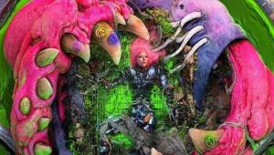 Capa do álbum de Lady Gaga