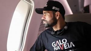 Diego Costa é o novo reforço do Atlético-MG