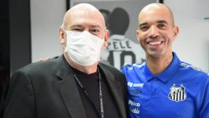 Diego Tardelli é o novo reforço do Santos