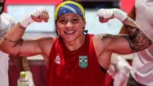 Beatriz Ferreira; boxe