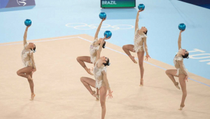 time brasil da ginástica artística