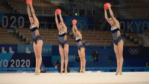 ginástica rítmica; Bulgária
