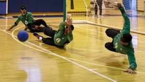 seleção brasileira de goalball