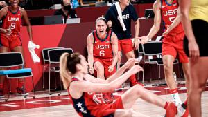 Seleção americana feminina de basquete