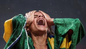 Jardênia da Silva é medalhista de bronze nos 400 m das Paralimpíadas de Tóquio
