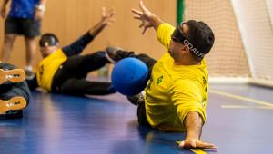 Único esporte exclusivo das Paralimpíadas, goalball tem Brasil como potência